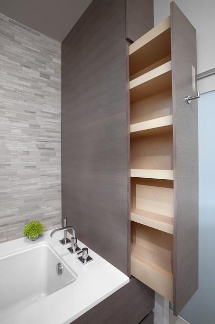 Badkamer met bad 2