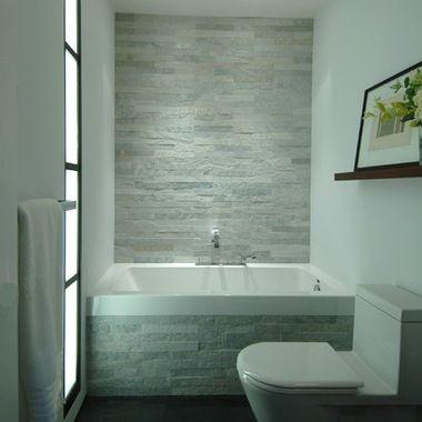 9 idee n voor je badkamer indeling wonen inrichting - Deco kleine badkamer met bad ...