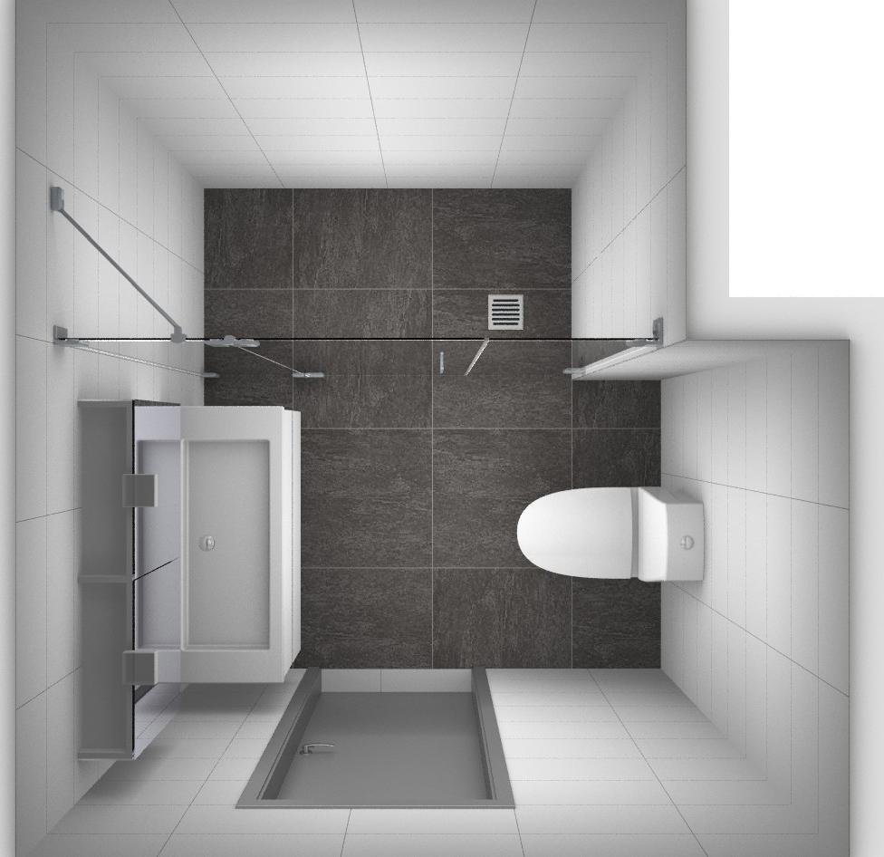 Kleine badkamer 2