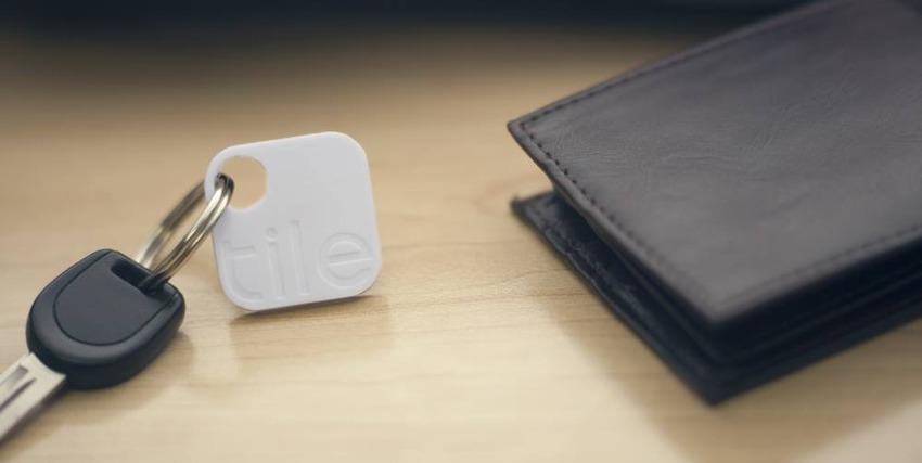 Sleutel met portemonnee