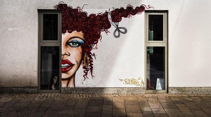 DIY: Zelf verfsjablonen maken en aanbrengen op de muur!