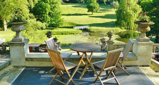 4 ideeën voor een luxe tuininrichting