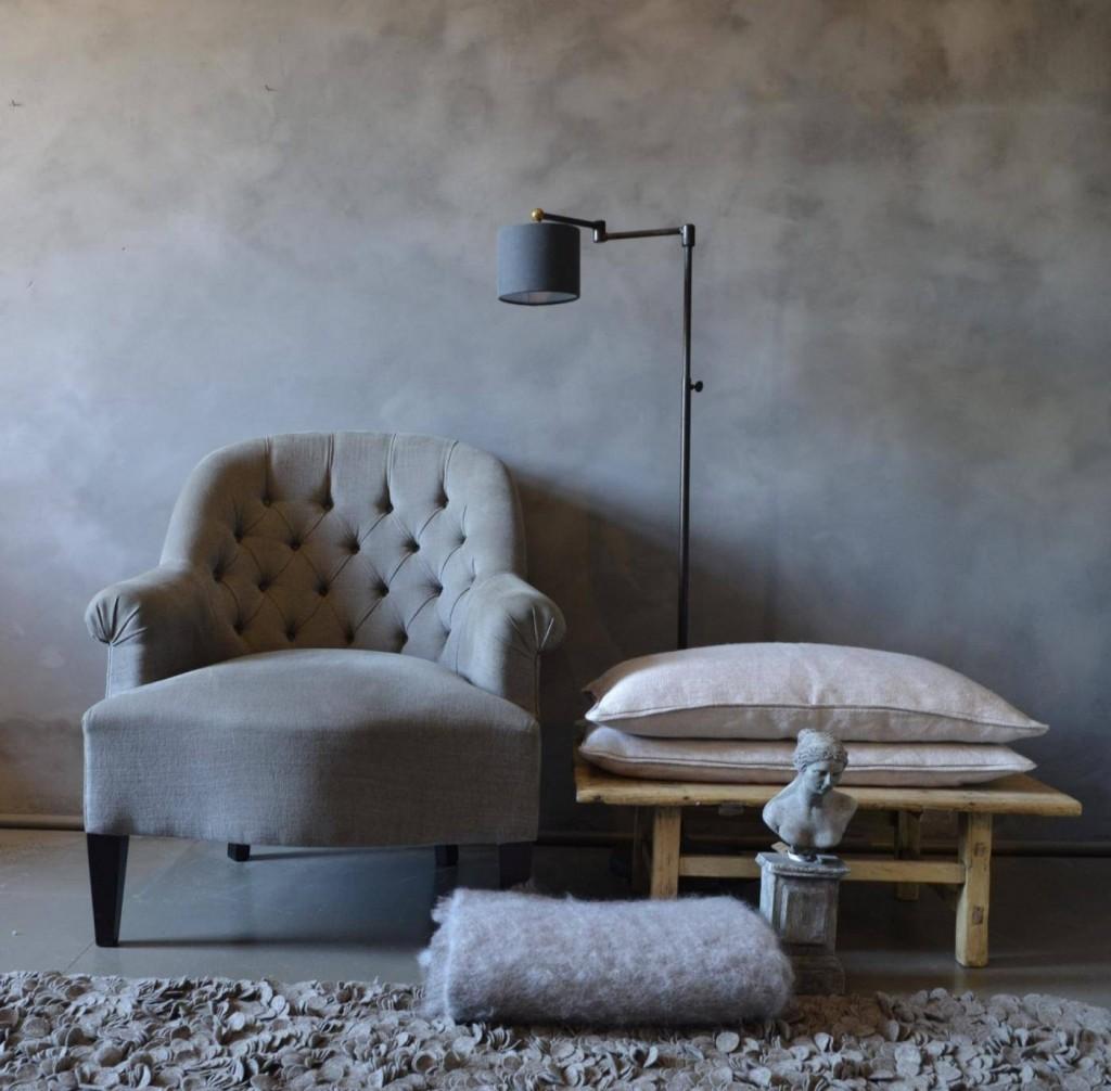 Ideeen Muur Verven Woonkamer: Valse wand in woonkamer materiaal soort.