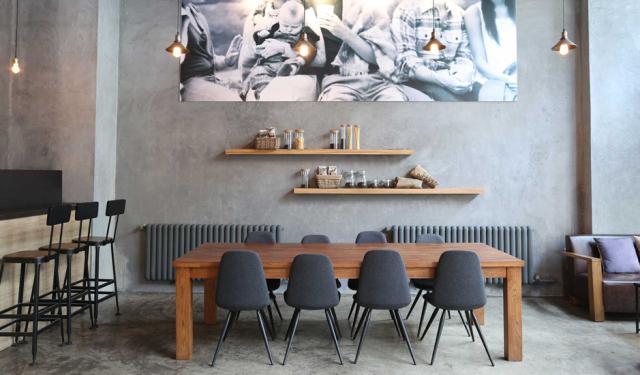 6x inspiratie voor wanden in de woonkamer en keuken | Wonen ...