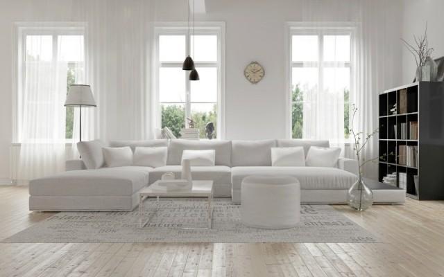 Een complete woonkamer inrichten: hoe doe je dat?