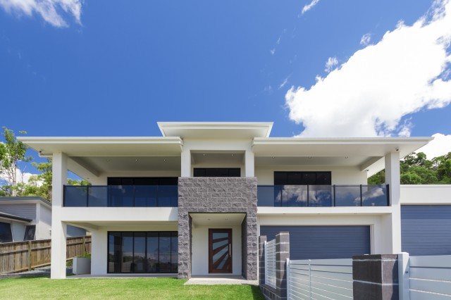Je droomvilla bouwen wat komt er allemaal bij kijken for Casa moderna esterno