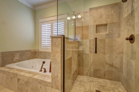 perfecte badkamer