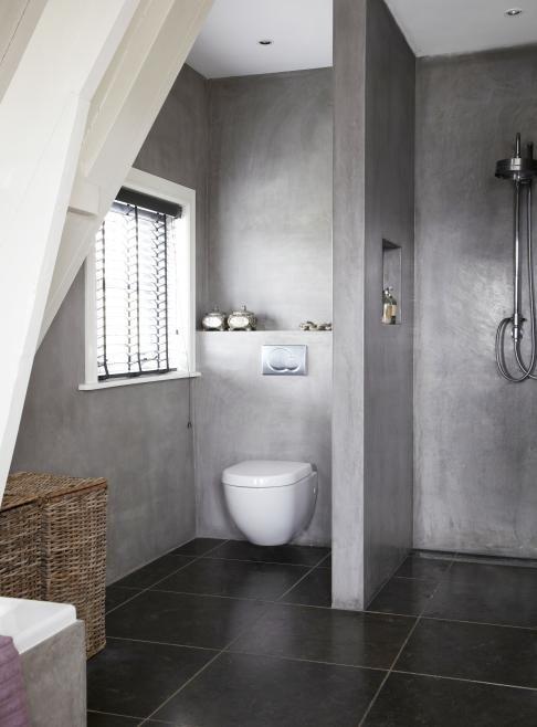 jaloezieen badkamer