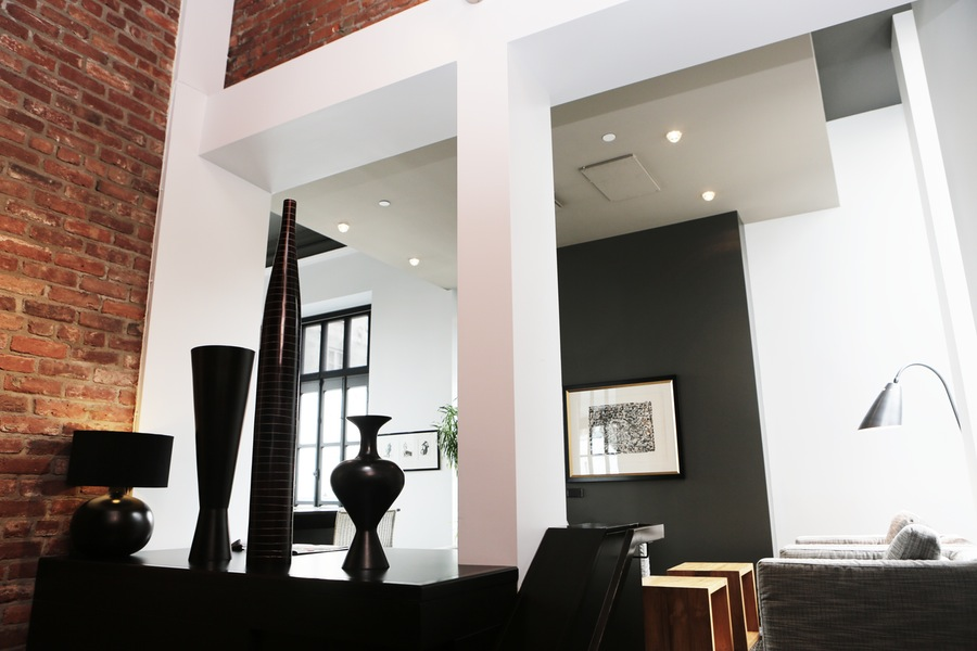 6 x inspiratie voor een strak en modern interieur wonen inrichting - Interieur inrichting moderne woonkamer ...