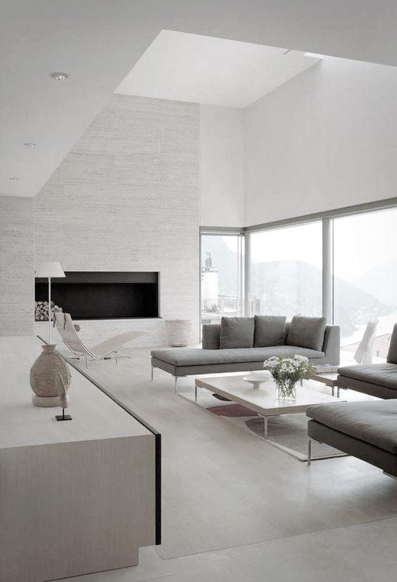 Extreem 6 x inspiratie voor een strak en modern interieur | Wonen & Inrichting #NA88