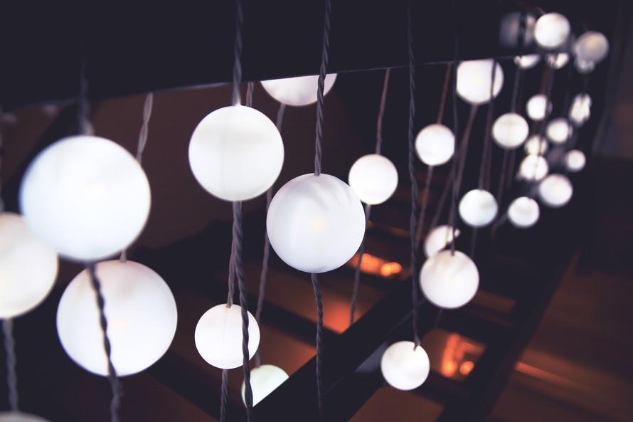 Led lampen sfeer