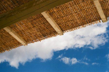 rieten dak leggen