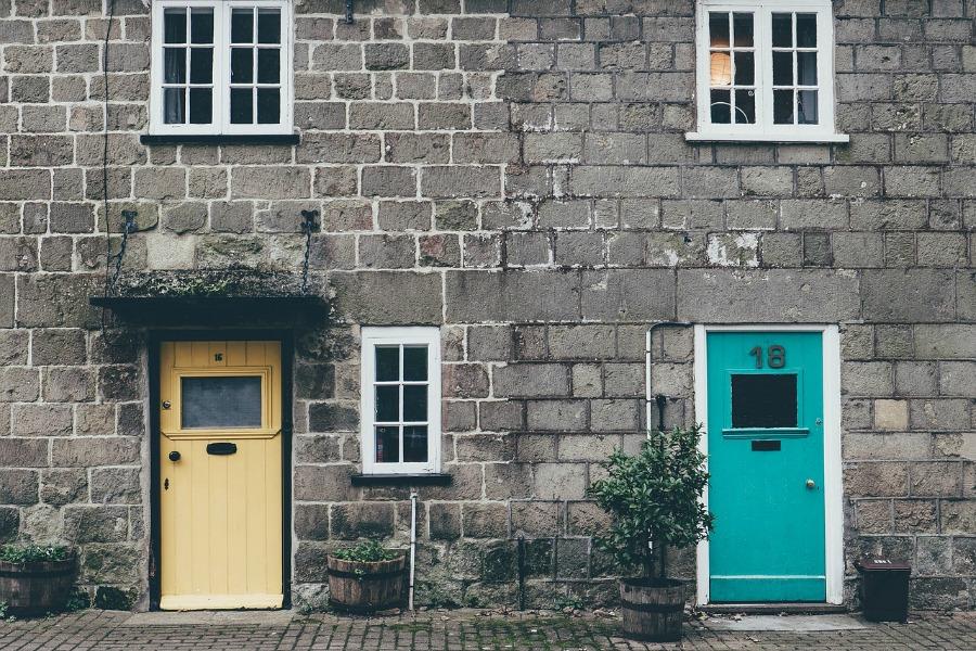 6 keer inspiratie voor stijlvolle voordeuren
