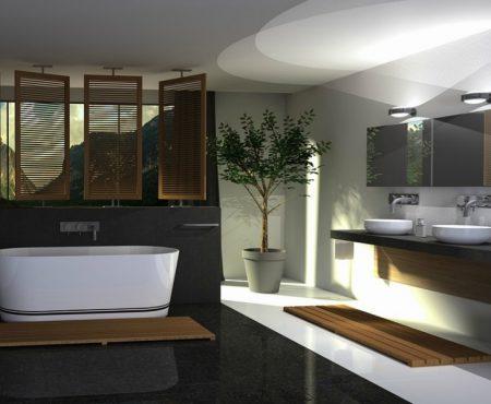 4 x inspiratie voor een gloednieuwe badkamer