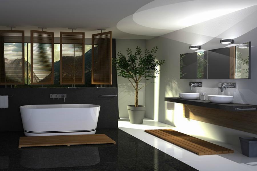 Badkamer indeling ideeen badkamer indeling schuin dak moderne badkamer vught mini badkamer - Badkamer inrichting ...