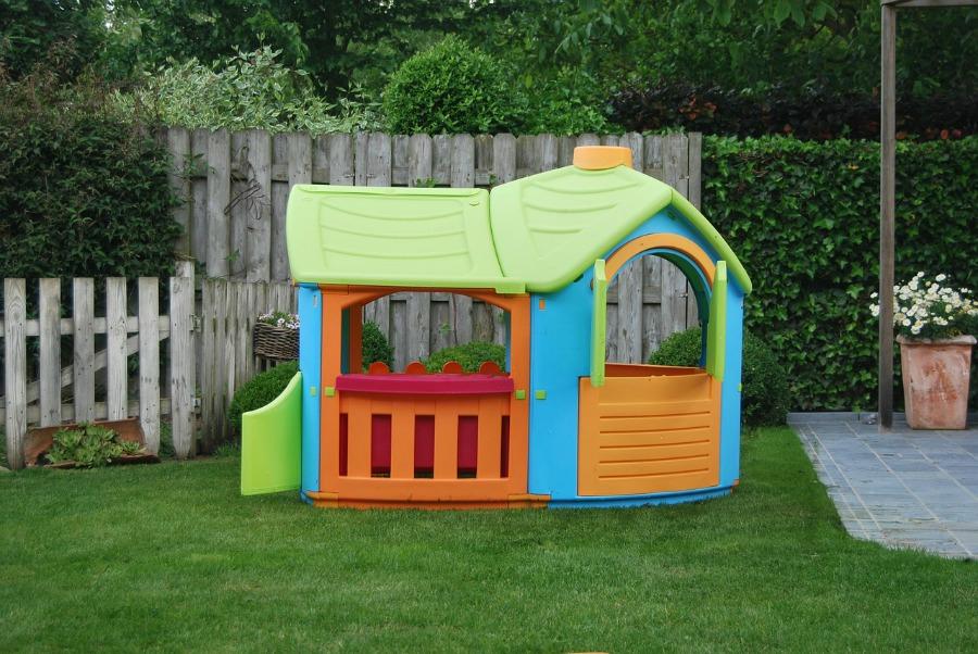 Het inrichten van een kindvriendelijke tuin