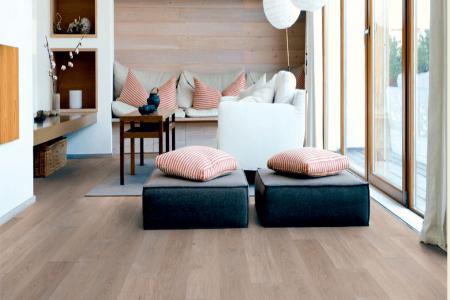 vloer geschikt voor vloerverwarming