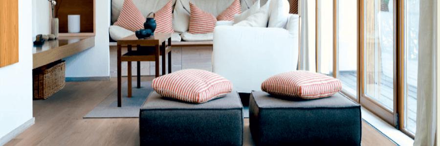 9 geschikte vloeren voor vloerverwarming
