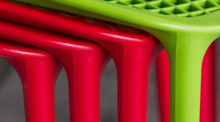Kunststof meubelen vormgeven, zo gebeurt dat!