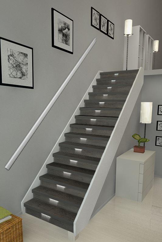 trap in een huis