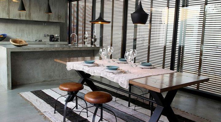 Houten jaloezieën: dé raamdecoratie voor de woontrends van 2017