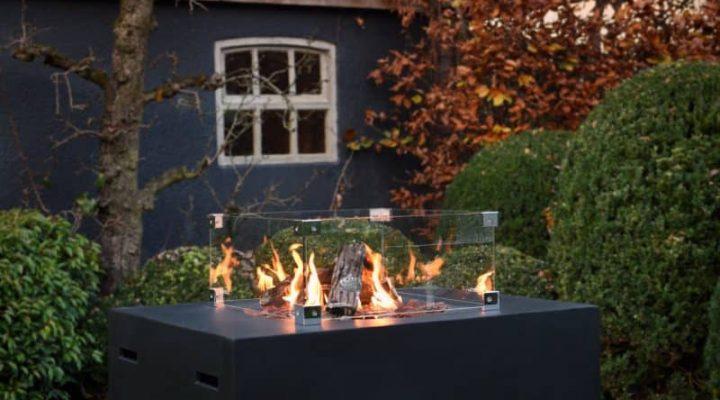 3 verschillende soorten heaters voor in de achtertuin