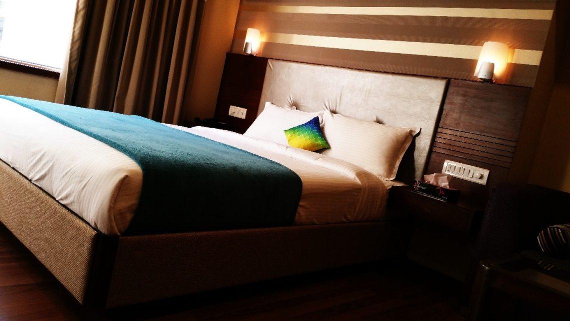 Richt je slaapkamer in als hotelkamer