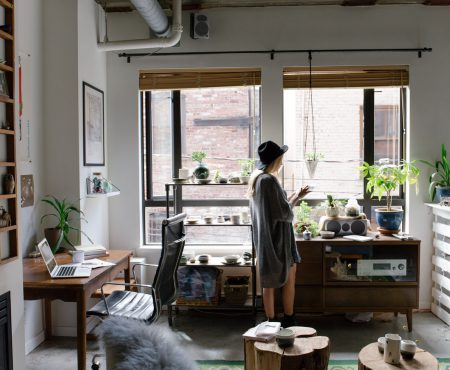 4 inspiraties van stalen meubels voor in je woning