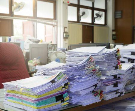 Een kantoor aan huis? Zorg voor een opgeruimde werkomgeving
