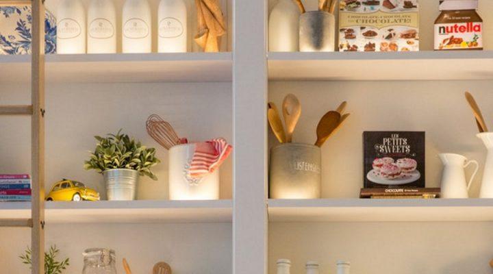 4 tips om je keuken te organiseren