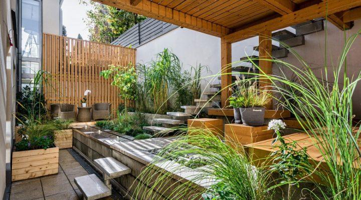 Een stralende tuin zonder onderhoud!