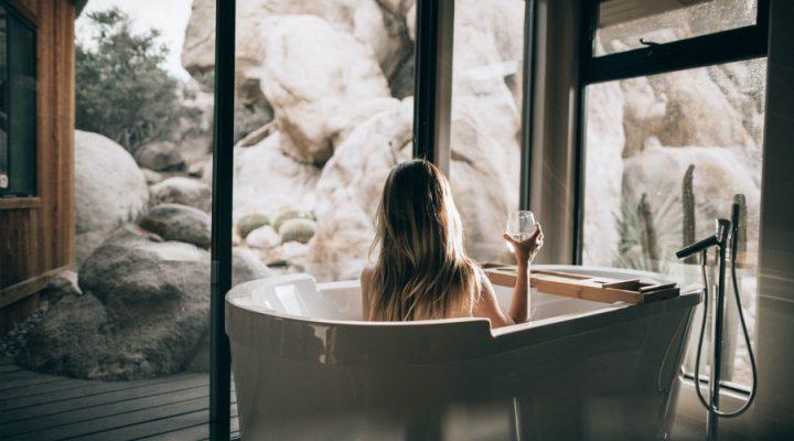 Kom volledig tot rust in je eigen woning door jouw eigen wellnessresort te creëren