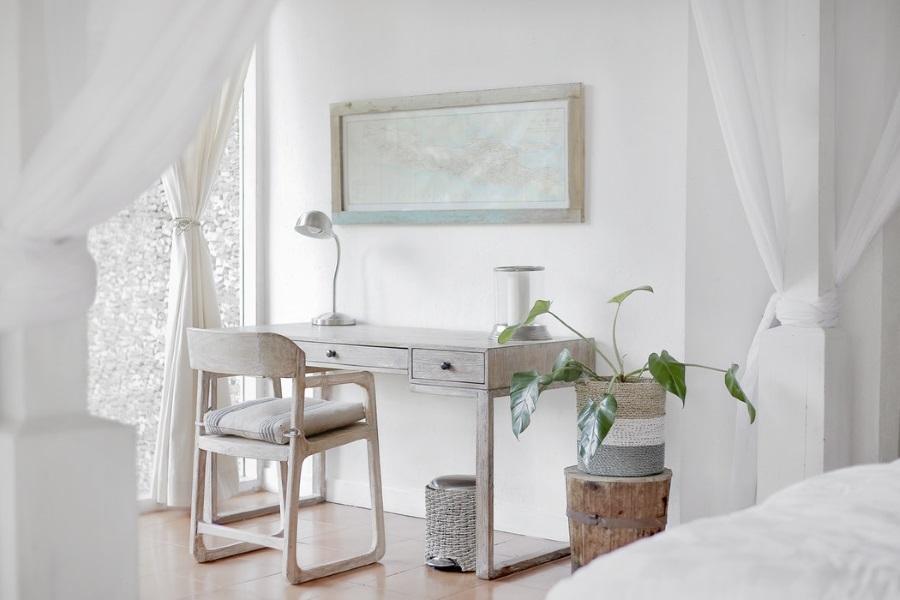 Laat je verleiden door een steigerhout slaapkamer