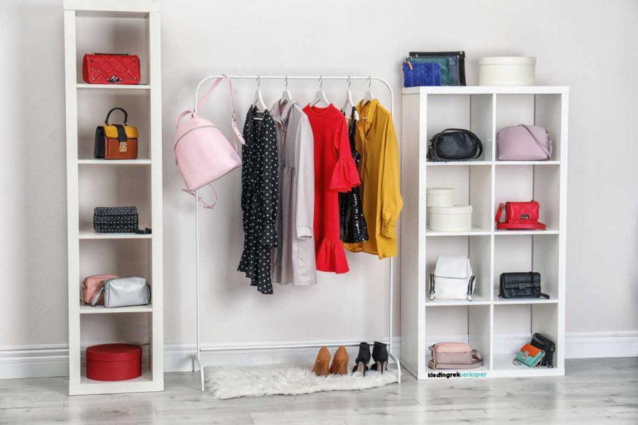 Praktisch en stijlvol in één: het gemak van een kledingrek
