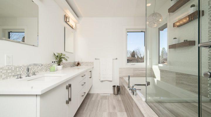 Warmte creëren in de badkamer; 4x inspiratie
