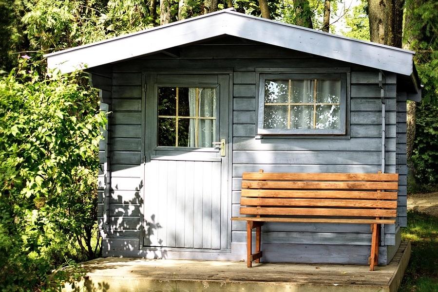Leuk DIY-project; een tuinhuisje bouwen!