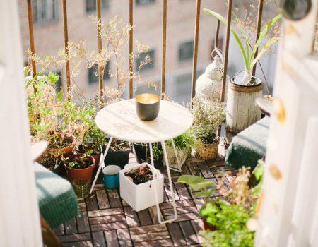 Is jouw balkon al klaar voor de zomer?