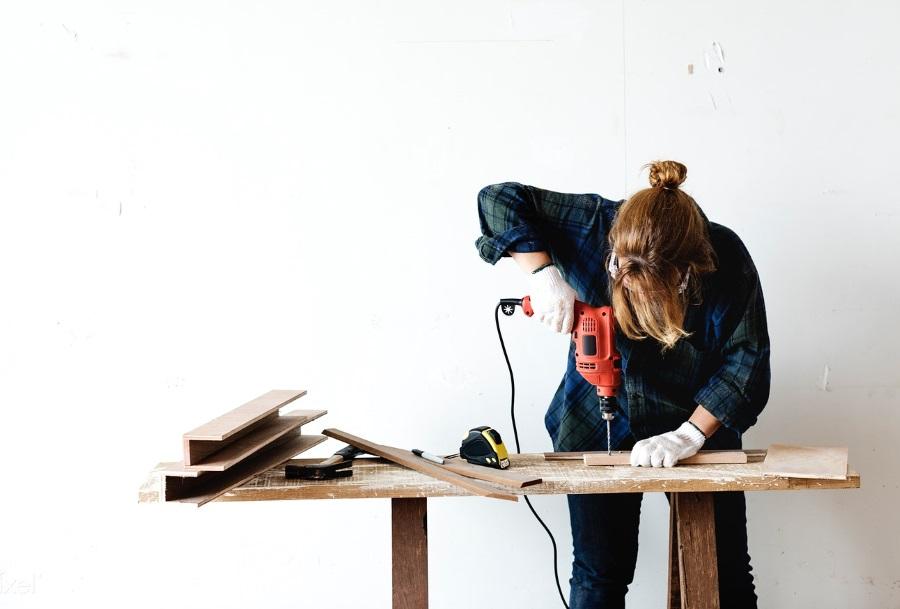 Klussen in huis: 3 inspirerende DIY trends en ideeën