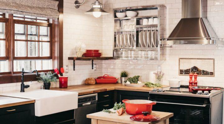 Keukentrend van 2019: de landelijke keuken