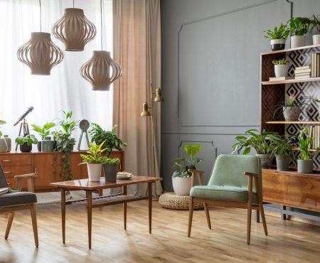 Een Scandinavische inrichting: 4 ideeën