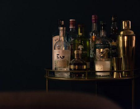 Een drankkast gebruiken in je inrichting; 3 originele ideeën