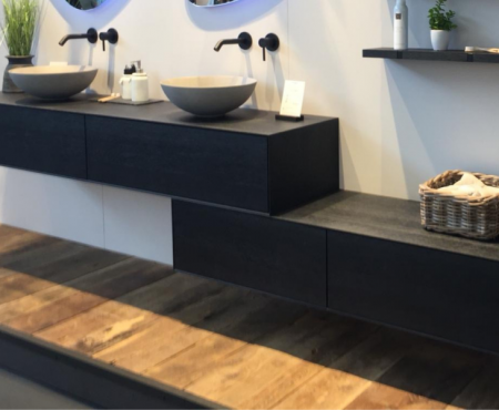 Zwart sanitair in de badkamer: maak van jouw badkamer een droombadkamer!