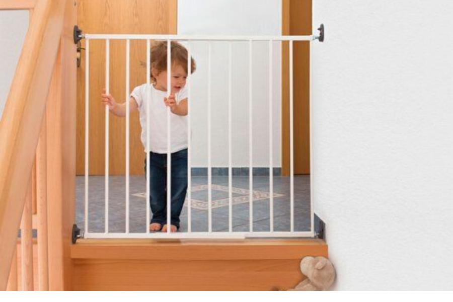 Traphekjes, met kleintjes essentieel in huis