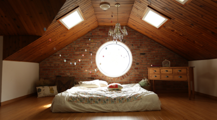 Zolder slaapkamer: 6 tips voor het inrichten van een slaapkamer op zolder