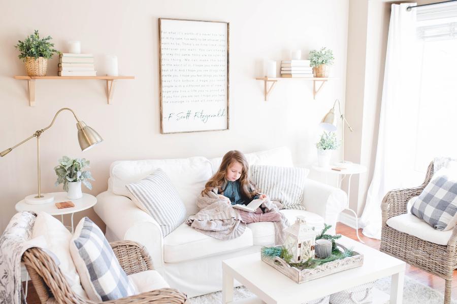 Tips om een kleine woning in te richten