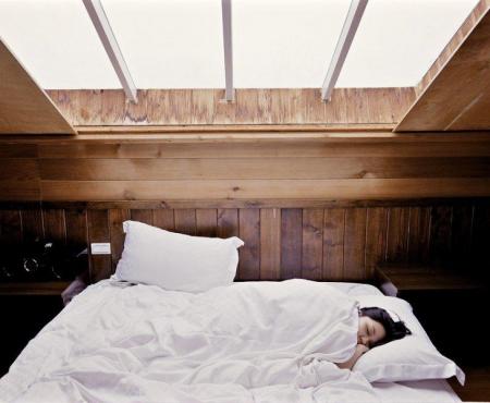 Comfortabel slapen in de herfst en winter