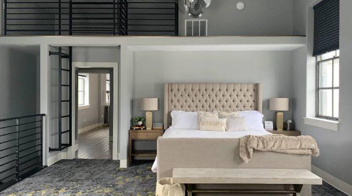 Vloer ideeën voor de slaapkamer: 3 toffe tips