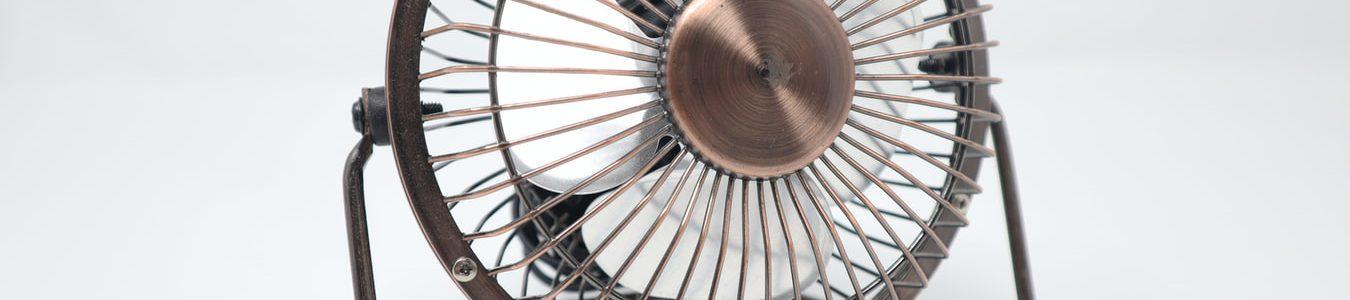 De beste en mooiste ventilatoren voor in je huis
