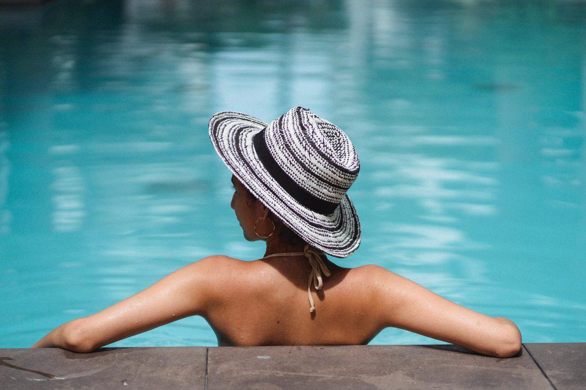 Geniet van een verfrissende duik in jouw eigen tuin